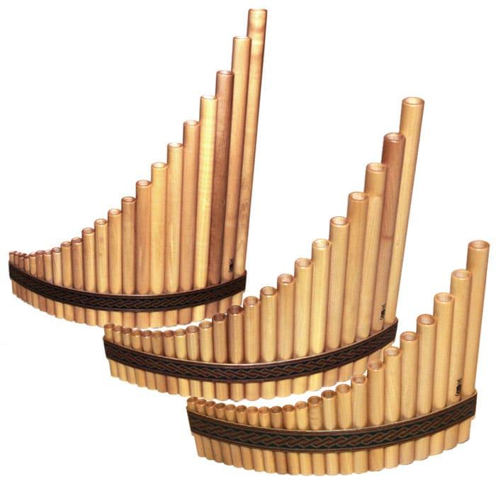 Konzert panflöten