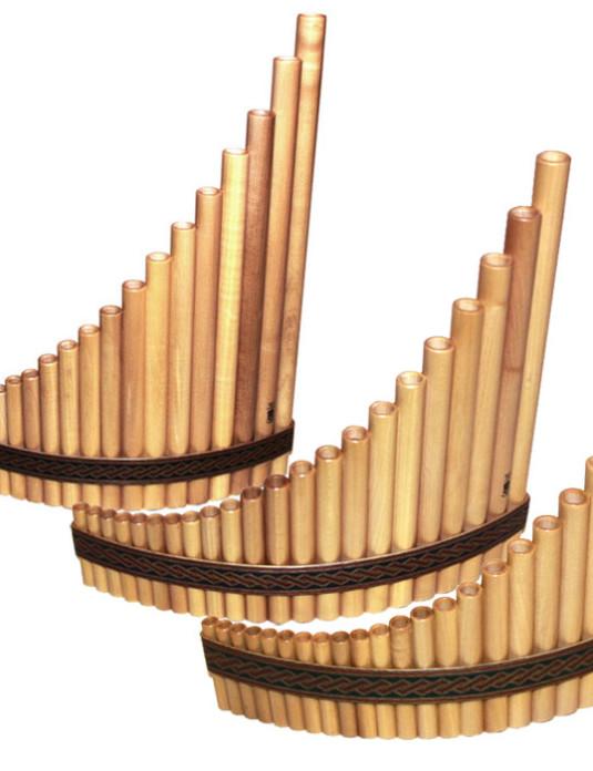 Konzertpanflöten