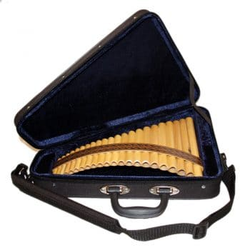 Panflute bags